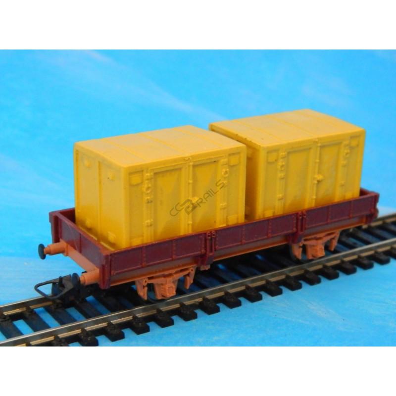 Un petit container ho cc2rails com for Un container